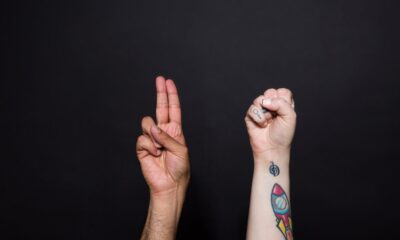 different hands 1